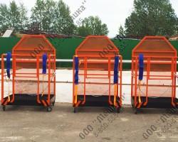 montazhnaya platforma korzina