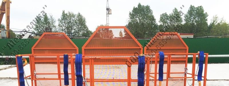 platforma na pogruzchik-osnova
