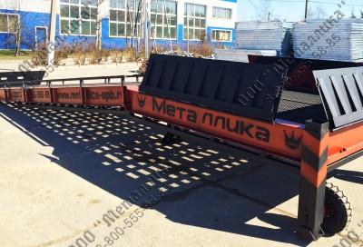 rampa mobilnayay pogruzochnaya hl-c kobra 12m-osnova